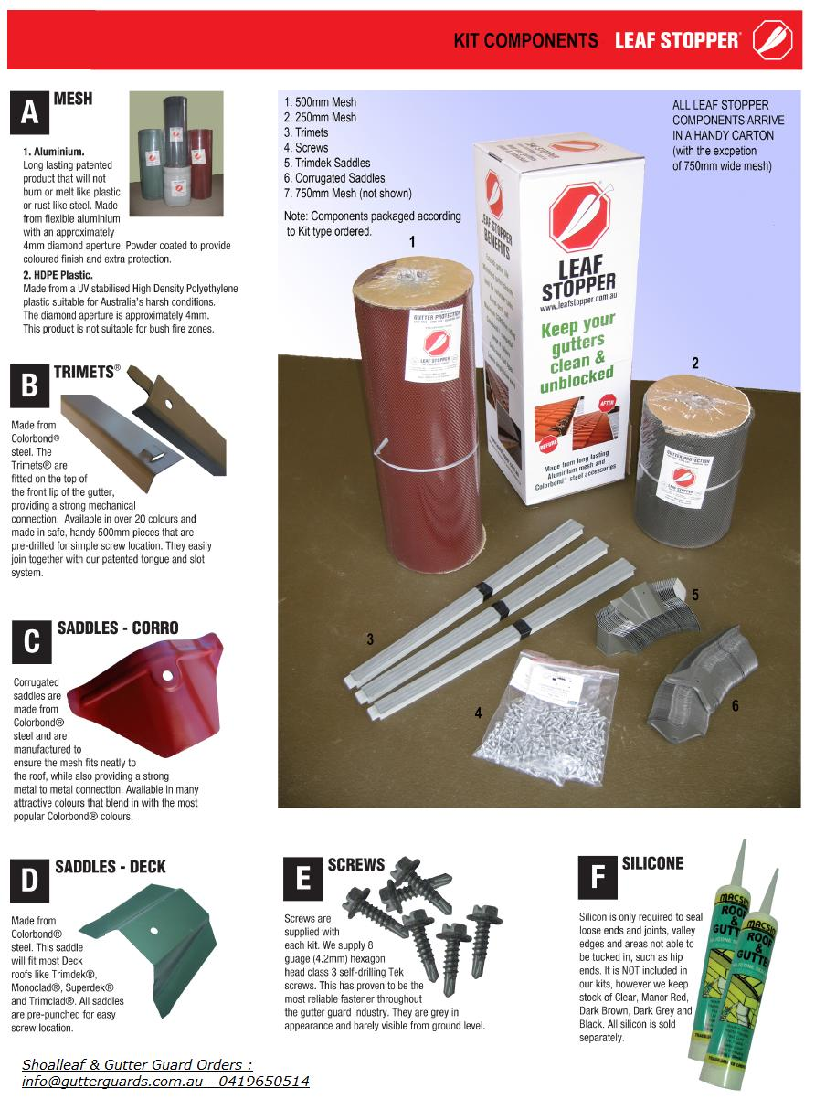 Gutter guard DIY & order Now- Protect your home from birds